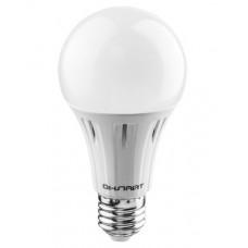 Лампа диодная A60 12Вт Е27 6500К 1050Лм Онлайт (100)