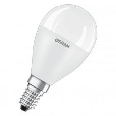 LSCLP75 8W/830 230V E14 10X1 RU OSRAM