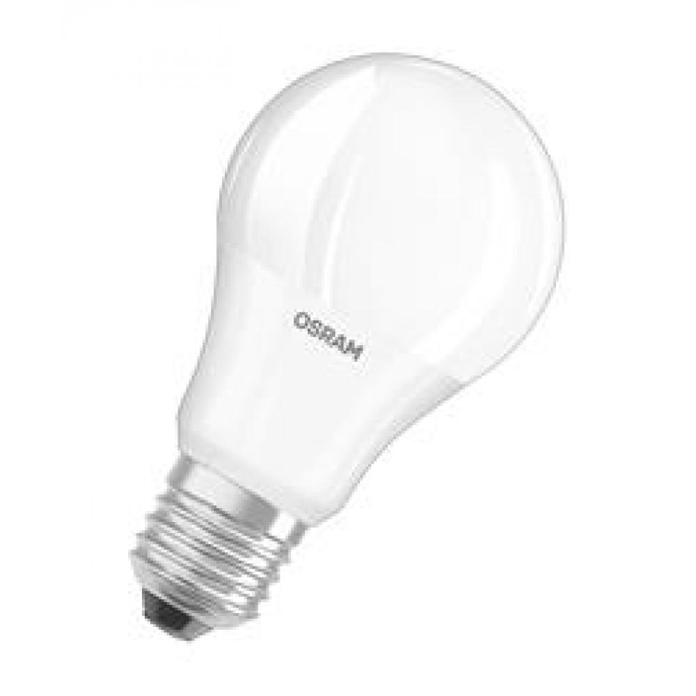 Лампа диодная A60 9/8,5Вт Е27 2700К 806Лм Osram (10)*