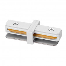 Коннектор прямой WTL-SC/01W белый