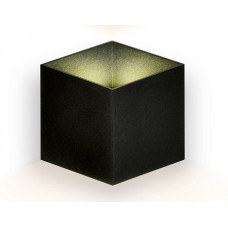 Светильник диодный FW140 BK/S 10Вт 170x150x90мм 4200K IP20 700Лм черный/песок