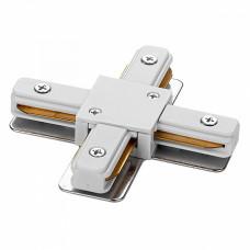 Коннектор Х-образный WTL-XC/01W белый