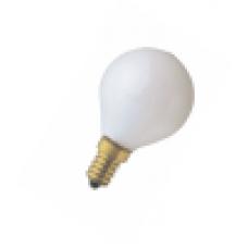 Лампа накаливания шар матовая 40Вт Е14 Osram (100)