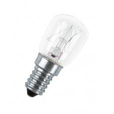 Лампа накаливания T26 25Вт Е14 230В для холодильника Osram (100)