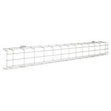 Защитная решетка 1300x205x70мм ГЕНСВЕТ (10)