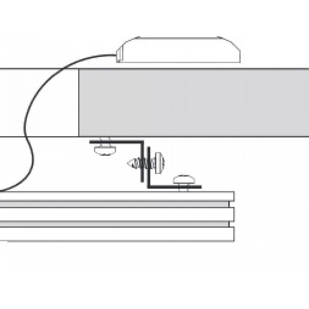 Комплект подвесов ASD LP-КПП-К (LP-КПП-К) (20)