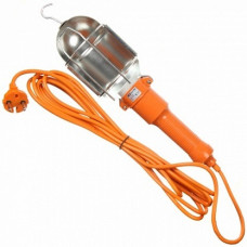 Светильник переносной Е27 TDM УП-2Р 5м 60Вт решётка (25)