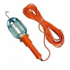 Светильник переносной Е27 IEK УП-1 60Вт 10м решётка (25)