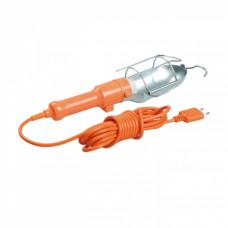 Светильник переносной Е27 IEK УП-1Р 60Вт 5м решётка (30)