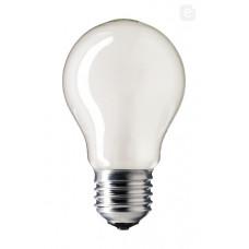 Лампа накаливания A55 75Вт матовая Philips (10/120)