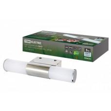 Светильник настенный диодный TDM Камбрия-1 6Вт 4000К 400Лм IP44 600x95x55мм хром (20)