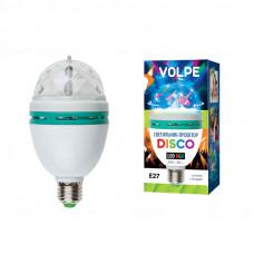 Светодиодная система Volpe ULI-Q301 (3Вт, 220В, Е27) (50)