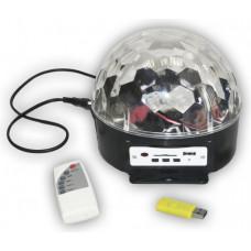 Дисколампа Космос 8Вт MP3 USB Bluetooth (20)