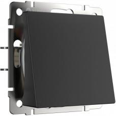 Вывод кабеля чёрный матовый (10)