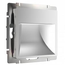 Встраиваемая LED подсветка механизм серебро