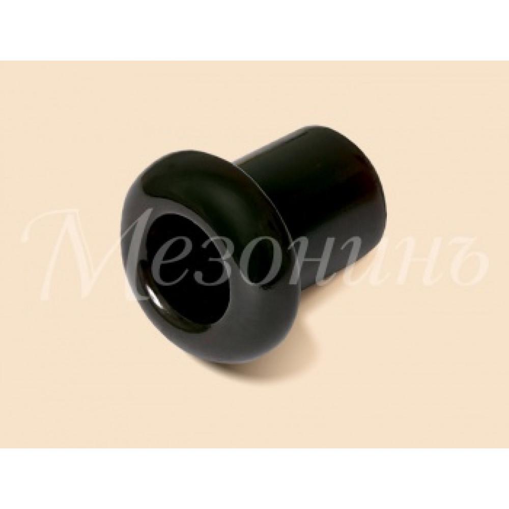 Втулка Мезонинъ D25x25 черный (2)