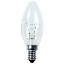 Лампа накаливания ДС 230-240В 40Вт Е14 (100)