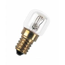 Лампа накаливания БРН 15Вт Е14 T26 230В для духовок Osram (100)