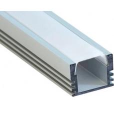 Профиль накладной 16x12мм 2м Smartbuy (40)