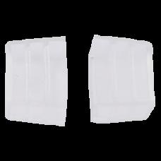 Заглушка для ленты 220В IP68 16x8 Ecola (10)