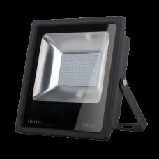 Прожектор диодный 100Вт 6500К 6900Лм IP65 Gauss черный (14)