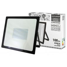 Прожектор диодный 100Вт 6500К 8000Лм IP65 TDM СДО-04-100Н черный (8)