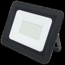 Прожектор диодный 100Вт 4200K IP65 Ecola чёрный 290x230x32мм (5)