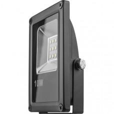 Прожектор диодный 10Вт 4000K 800Лм IP65 Онлайт OFL черный (20)