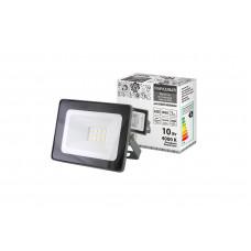 Прожектор диодный 10Вт 4000К 800Лм IP65 TDM СДО-04-10Н серый (40)