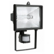Прожектор галогенный 150Вт R7s датчик Navigator NFL-SH1 черный (18)