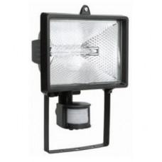 Прожектор галогенный 500Вт R7s датчик Navigator NFL-SH1 черный (12)