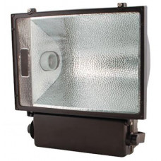 Прожектор галогенный 400Вт E40 Horoz HL-130A черный без балласта
