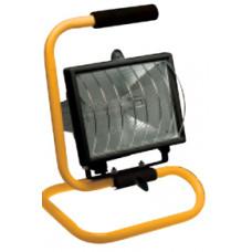 Прожектор галогенный 150Вт R7s Navigator NFL-PH2 черный на подставке (12)