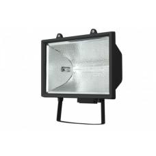 Прожектор галогенный 1500Вт R7s IP54 TDM черный (6)