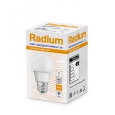 Лампа диодная A60 7Вт Е27 3000К 450Лм Osram Radium (100)