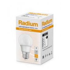 Лампа диодная A60 10Вт Е27 3000К 700Лм Osram Radium (100)