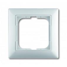 Рамка ABB Basic 55 белая 1-ая (10)