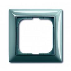 Рамка ABB Basic 55 синяя 1-ая (1)