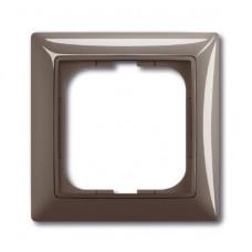 Рамка ABB Basic 55 серый 1-ая (1)