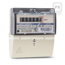 Счётчик электроэнергии 220В однотарифный DIN 5-60А ЭУ Энергомера СЕ101 R5.1 145 М6 (10)