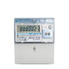Счётчик электроэнергии 220В многотарифный DIN 5-60А ЖКИ Энергомера СЕ102 R5.1 145-JAN 2020г (10)