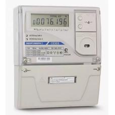 Счётчик электроэнергии 380В многотарифный 5-10А ЖКИ Энергомера CE303 S31 543-JAVZ 2020г (8)