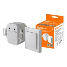 Умный выключатель TDM РВ1-М1.1 комплект для беспроводного управления нагрузкой (80)