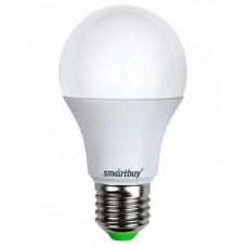 Лампа диодная A60 9Вт Е27 4000К 740Лм SmartBuy (100)