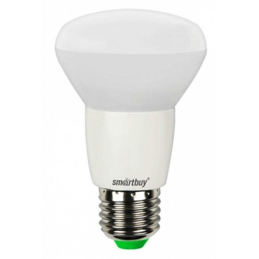 Лампа диодная R63 8Вт Е27 4000К 650Лм SmartBuy (100)