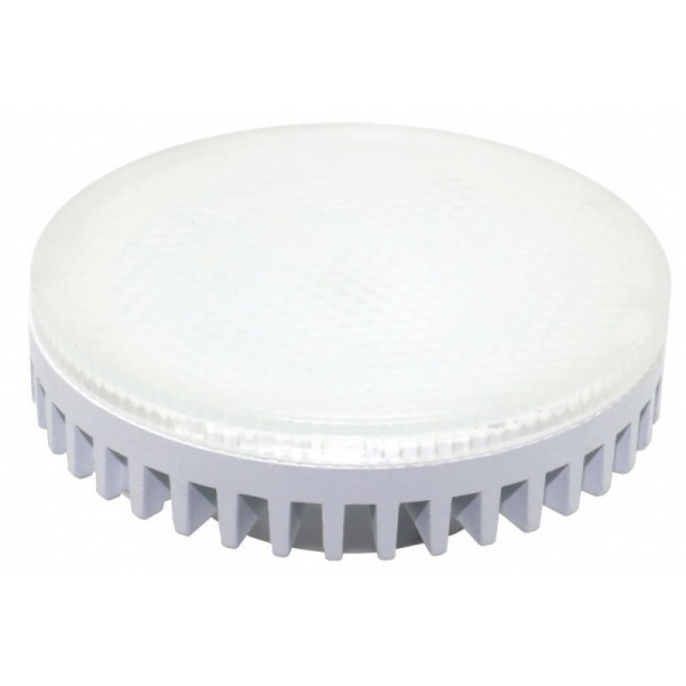 Лампа диодная GX53 10Вт 6000К 800Лм SmartBuy (100)