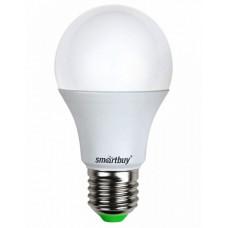 Лампа диодная A60 5Вт Е27 3000К 450Лм SmartBuy (100)