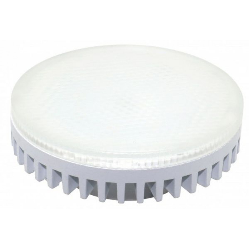 Лампа диодная GX53 8Вт 6000К 650Лм SmartBuy (100)