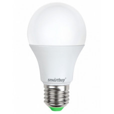 Лампа диодная A60 15Вт Е27 4000К 1200Лм SmartBuy (100)*