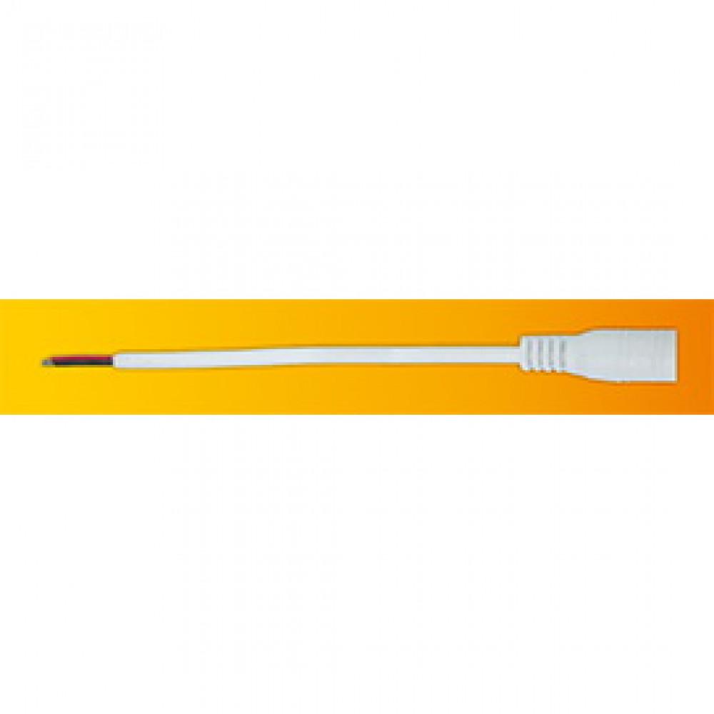 Коннектор разъем jack5.5-кабель 15см Ecola